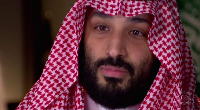 Saudi crown prince warns of 'Iran threat' to global oil