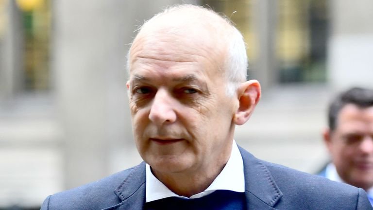 Andrew Tinkler was removed from Stobart for an alleged breach of contract