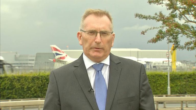 Members of the British Airline Pilots Association (Balpa) have a long-running dispute with British Airways over pay.