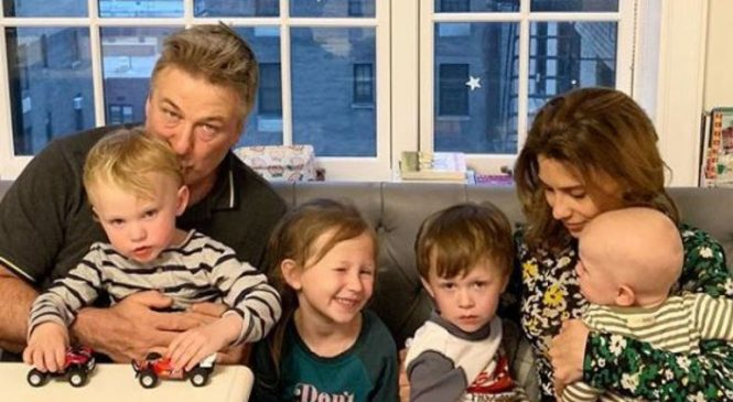 Alec Baldwin and wife expecting baby after miscarriage heartache