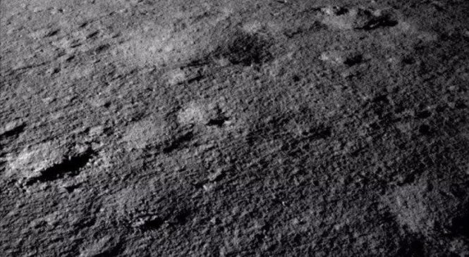 Chinese lunar rover finds strange 'gel-like' substance on moon