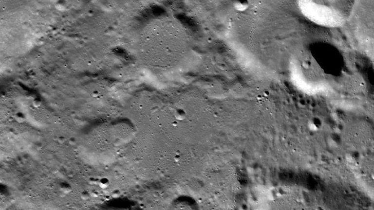 NASA says missing moon lander could be hidden by shadow