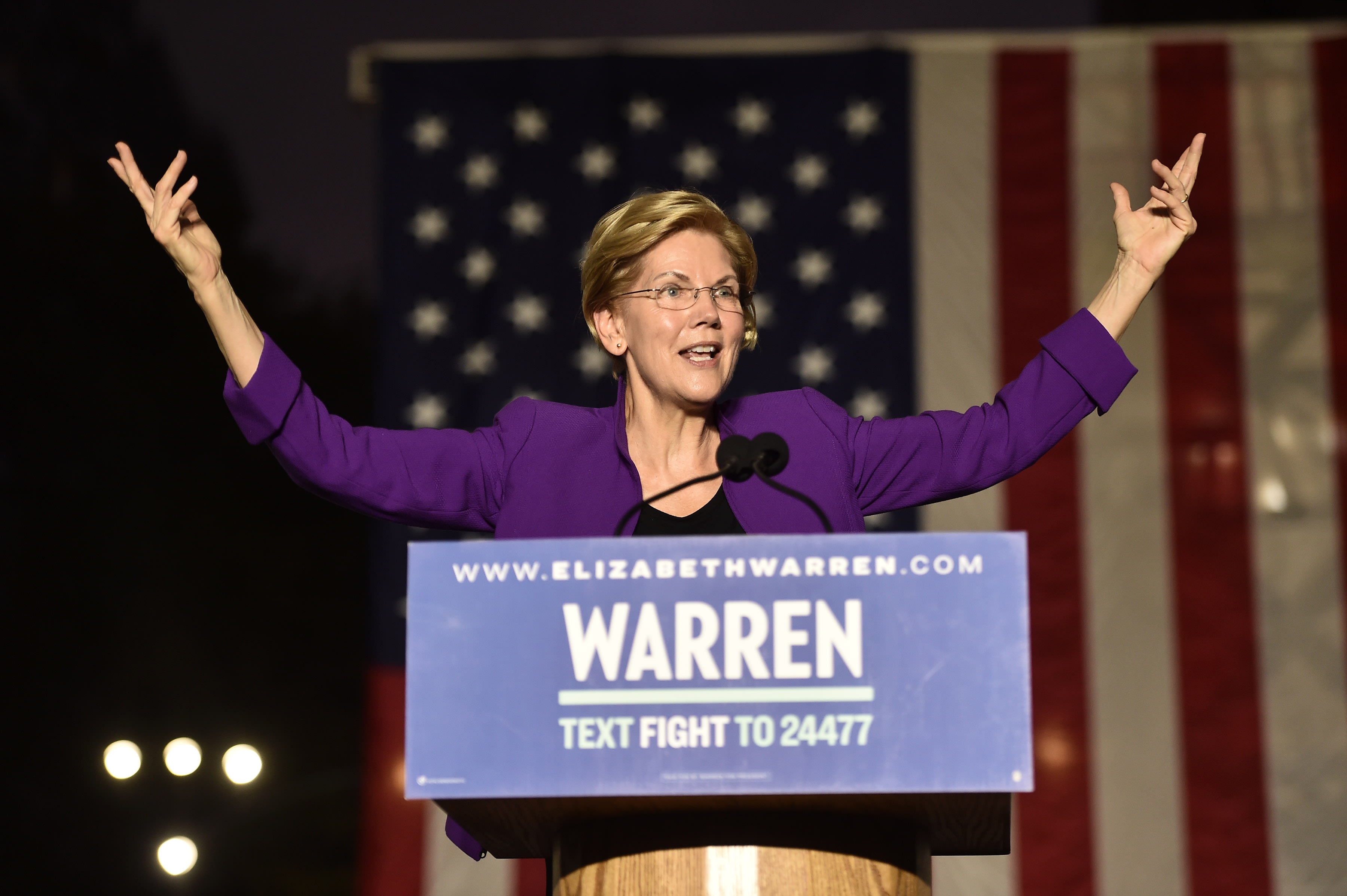 An Elizabeth Warren presidency may not be as bad for stocks as some investors fear, strategist says