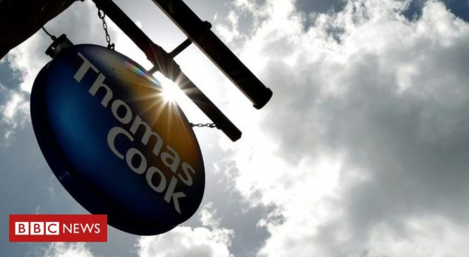 Thomas Cook: Remaining 4,800 passengers set for return