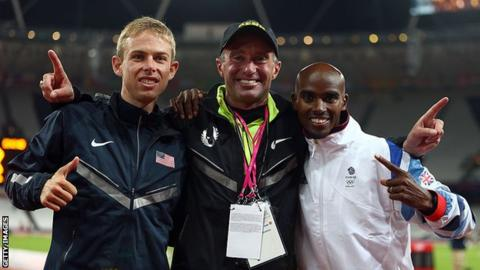 Alberto Salazar: Mo Farah's former coach banned for four years for doping violations