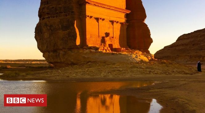 Uncovering secrets of mystery civilization in Saudi Arabia