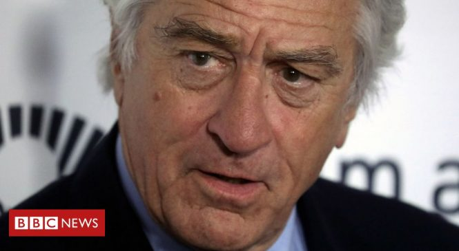Robert De Niro sued by ex-aide for 'bullying and discrimination'