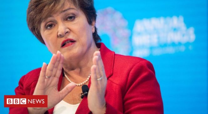 IMF boss Kristalina Georgieva warns of 'painful' Brexit