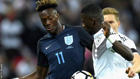 Tammy Abraham: England will walk off if they hear racist abuse