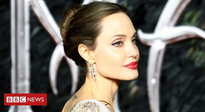 Angelina: Strong women 'learn from men around them'