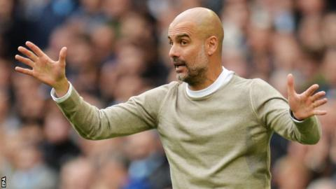 Manchester City: Pep Guardiola will keep players in fridge at Christmas