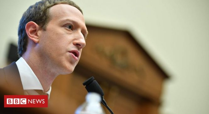 Facebook's Zuckerberg grilled over Libra currency plan