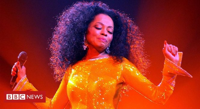 Diana Ross: 'Every concert is a blessing and a gift'