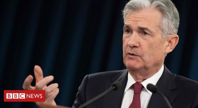 Federal Reserve cuts rates again amid trade and growth fears