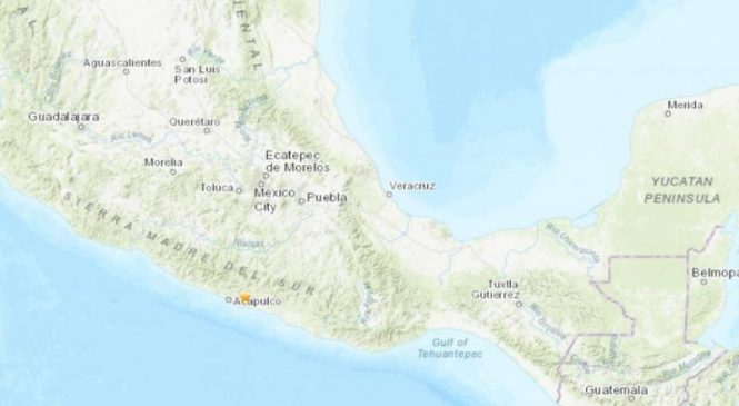 4.9-magnitude earthquake triggers hotels to evacuate in Acapulco, Mexico