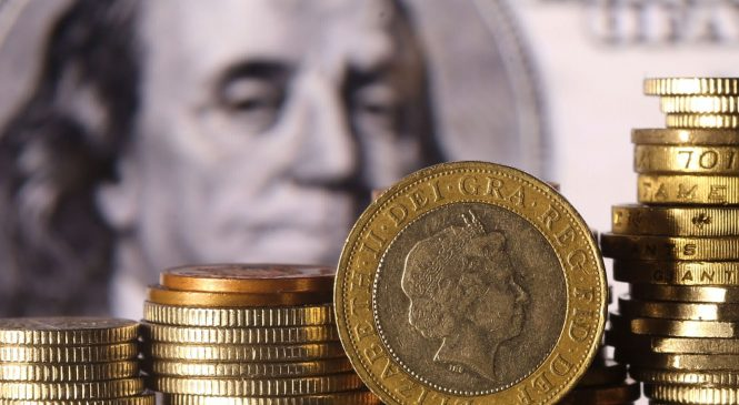 Pound surges as UK-Irish talks reveal 'pathway' to Brexit deal