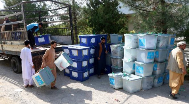Afghanistan delays announcing results of presidential election
