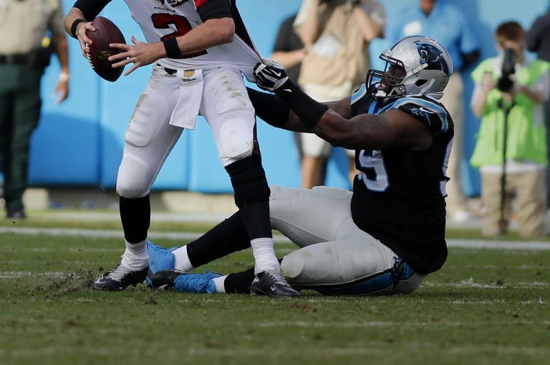 Carolina Panthers place DT Kawann Short on season-ending IR