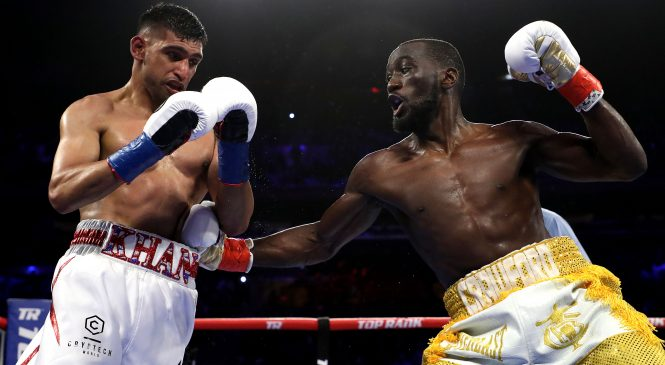 Boxing news: Terence Crawford defence, Teofimo Lopez title shot and Michael Conlan Olympic revenge fight officially announced for December 14 in New York