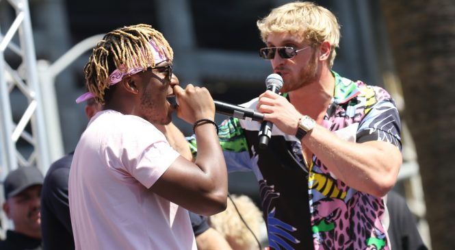KSI vows to knock Logan Paul out 'by round five' and sends chilling message to American's brother: 'I'd like to break Jake Paul's skull'