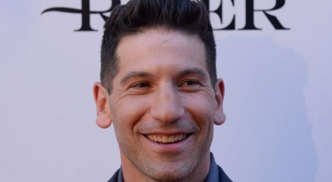 Jon Bernthal: 'Honor of my career' is working with vets
