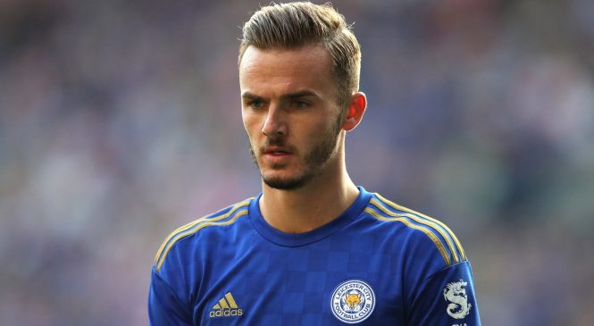 Gareth Southgate's warning for James Maddison after Leicester star spotted in casino day after pulling out of England squad with illness