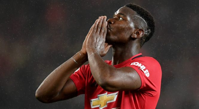 Manchester United injury news: Paul Pogba 'almost certain' to MISS Liverpool clash with midfielder set to be sidelined until November