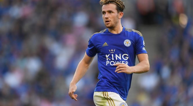 Chelsea lead transfer battle for Ben Chilwell with Manchester United also in for Leicester defender