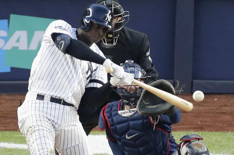 N.Y. Yankees beat Minnesota Twins 8-2, take 2-0 lead in ALDS