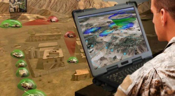 Raytheon enters final development phase for Army's warfare planning tool