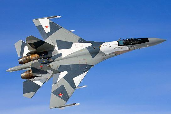 Report: Turkey nearing purchase of Russian Su-35 fighter planes