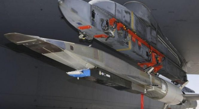 U.S. Army to deploy hypersonic missiles by 2023