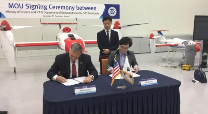 United States, South Korea agree to research partnership