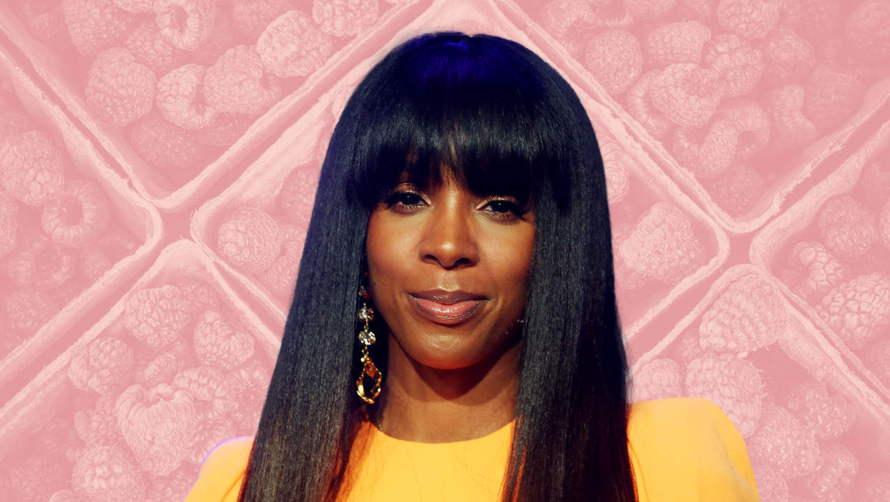 Kelly Rowland Shares the Healthy Food She Snacks On All Day