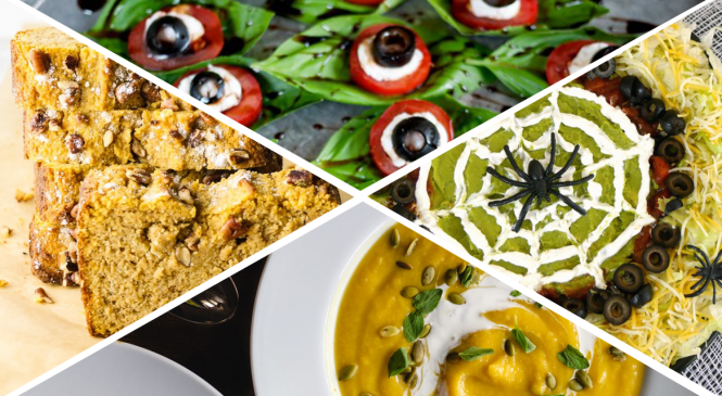7 Keto Halloween Appetizers That Are Scary Good
