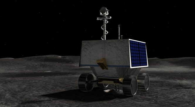 NASA: Water-hunting rover to land on lunar south pole in 2022