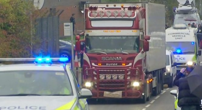 Essex lorry deaths: Vietnamese families fear relatives among dead