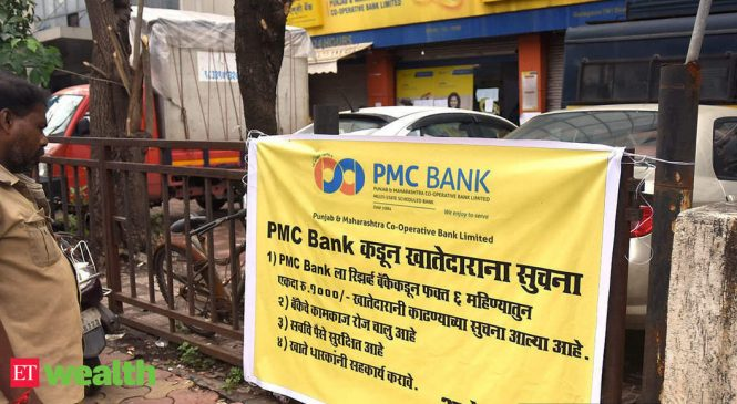PMC Bank assures to protect depositors interest; meets RBI
