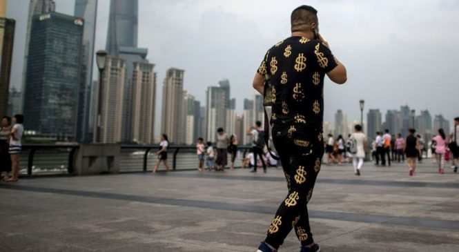 'Worrisome': China's economic growth slows to 27-year low