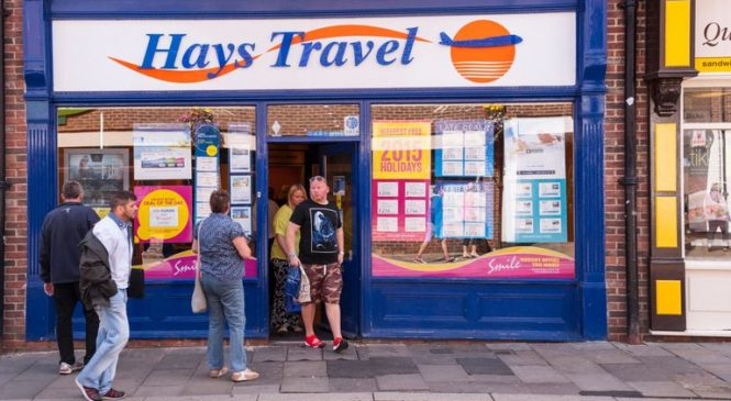 Up to 2,500 jobs saved as Thomas Cook UK shops sold