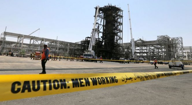 US launched secret cyber strike against Iran after Saudi oil attacks