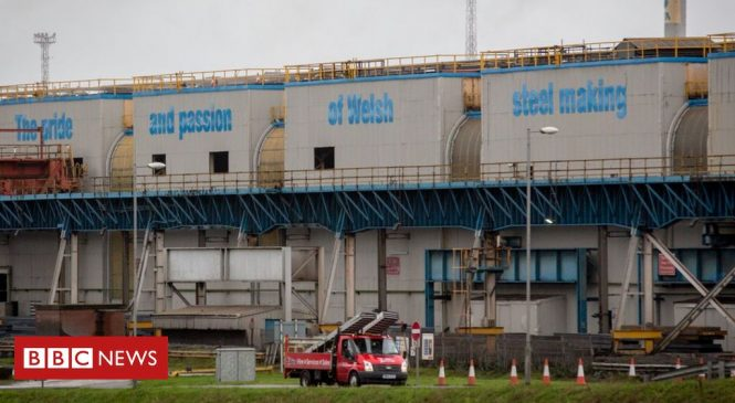 Tata Steel: 1,000 UK jobs to go amid worldwide cuts