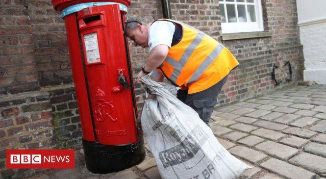Royal Mail seeks injunction to stop postal strike