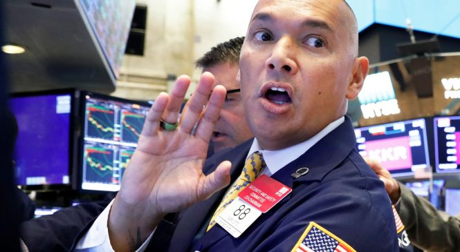 After Dow tops 28,000, the next 1,000 points will be determined by trade talks