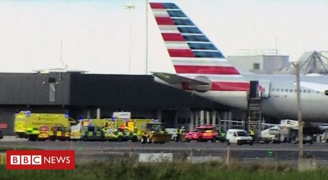 American Airlines admits 'soap spill' did not divert flight