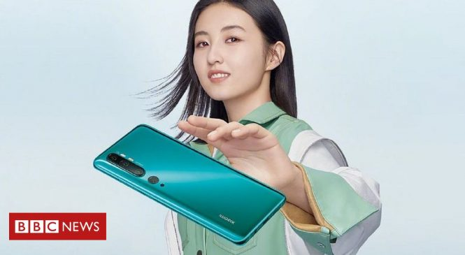 Xiaomi smartphone has 108 megapixel camera