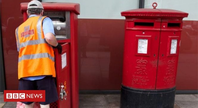 Royal Mail wins bid to halt Christmas postal strikes