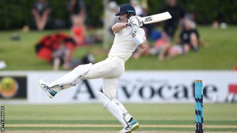 England's middle order rescue day two of New Zealand warm-up