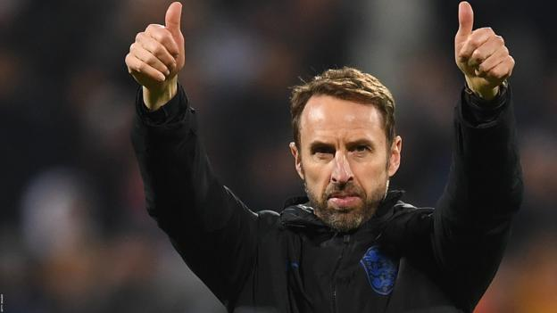 Gareth Southgate says England 'further ahead' than after last qualification campaign
