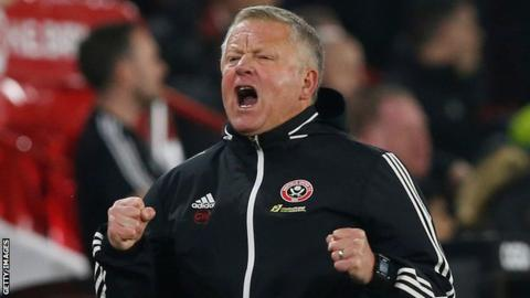 Sheff Utd 3-3 Man Utd: Oliver McBurnie scores dramatic late equaliser